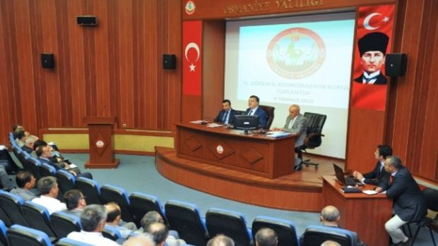 Osmaniye İl Koordinasyon kurulu!