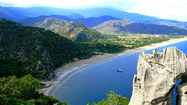 Dünyanın en güzel plajları Türkiyede!