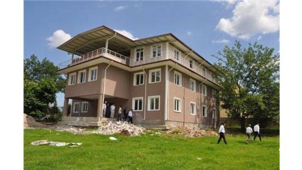 Seymen Polis Merkezi inşaatında sona yaklaşıldı!