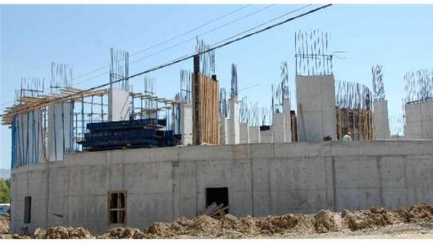 Kütahya hastane inşaatı tam gaz!