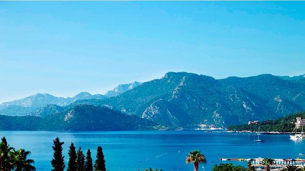 D-Resort Grand Azur Marmaris'te tatil keyfi!