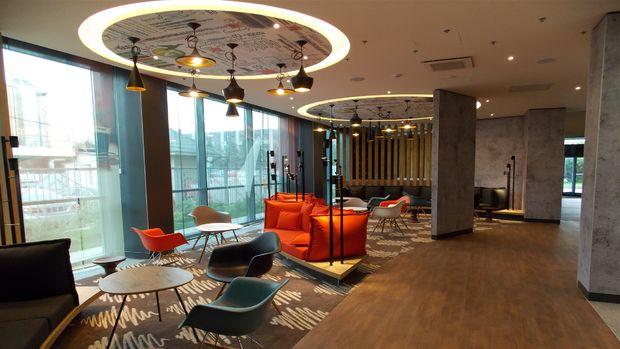 Akfen GYO İbis Otel Moskova hizmete açıldı!