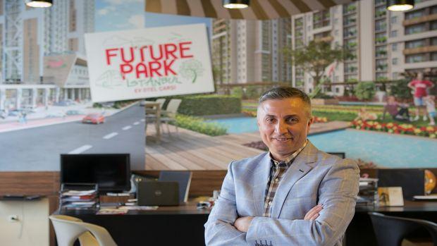 Future Park Otelinin yüzde 25'i satıldı!