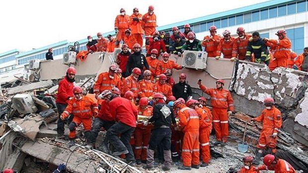 Üç kamu kurumuna 5 milyon liralık deprem cezası!