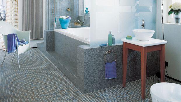 DuPont™ Corian® ile banyolara inovatif dokunuş!