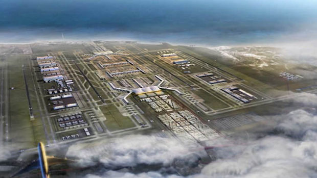 Üçüncü Havaalanı fiyatları yüzde 100 artırdı!