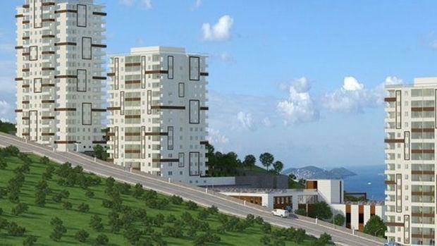 Marmaroom daire fiyatları 267 bin TL'den başlıyor! Hemen teslim!
