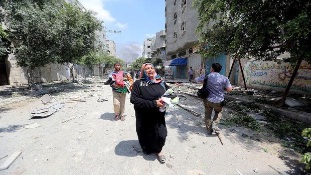 Gazzedeki imar çalışmaları!