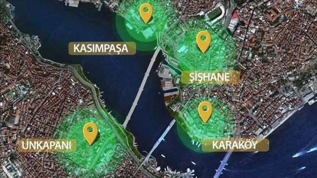 Haliç Unkapanı Karayolu Tüneli Tüp Geçit İhalesi 26 Temmuz'da!