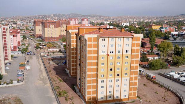 Toki'den Kayseri Melikgazi'de 834 Konutluk Yeni Proje