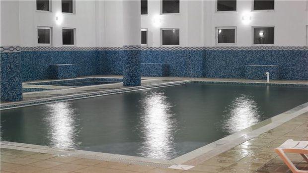 Nevşehir Kozaklı Belediyesi'nden Kiralık Termal Otel
