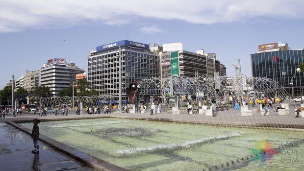 Boğaziçi Köprüsünden Sonra Kızılay Meydanı'nın Adı Değişiyor