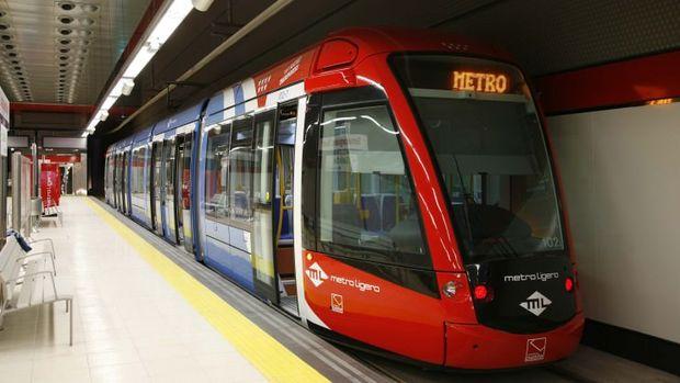 Kirazlı Halkalı Metro Hattı 9 Ağustos'ta İhaleye Çıkıyor