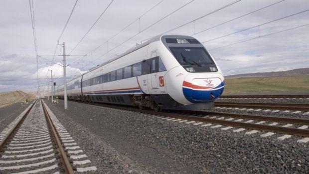 İstanbul Edirne Kapıkule Hızlı Tren Seferleri Başladı