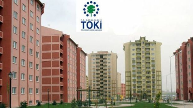 Toki'den Ankara Mamak'ta Bin 312 Konutluk Yeni Proje