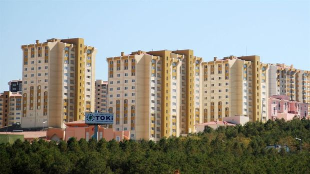 Toki'den İzmir'de Yeni Proje