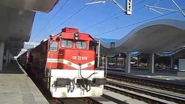 Hızlı Tren Bağlantılı Ankara İzmir Seferleri Başladı