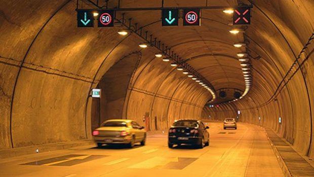 Sarıyer Tüneli İçin Düğmeye Basıldı