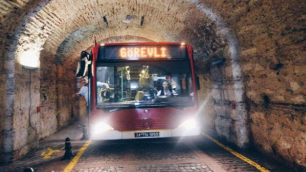 Beylerbeyi Sarayı Tüneli  46 Yıl Sonra Yeniden Ulaşıma Açılıyor