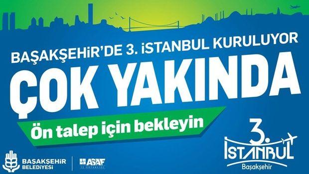 3. İstanbul Projesi Satışa Çıkmaya Hazırlanıyor