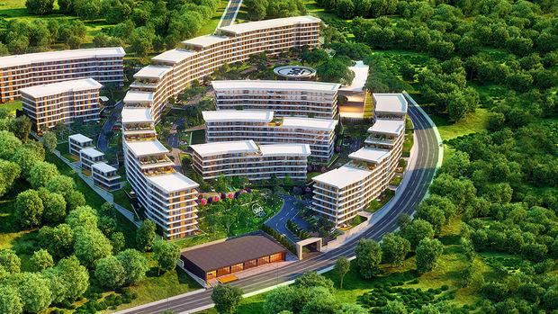 360 Kurtköy Projesinde Yüzde 10 Peşinatla