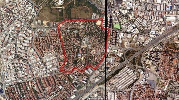 Toki Tozkoparan Kentsel Dönüşüm Projesini İhaleye Çıkarıyor