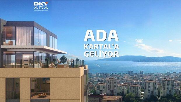 DKY Ada Kartal'da 334 Bin TL'ye 2+1
