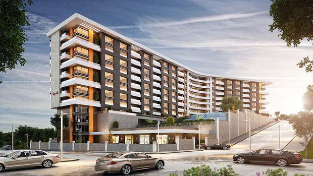 Asmira Loft Fiyatları 295 bin TL'den Başlıyor