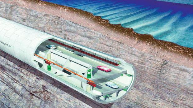3. Katlı Büyük İstanbul Tüneli İçin Bu 3 Firma Davet Edildi