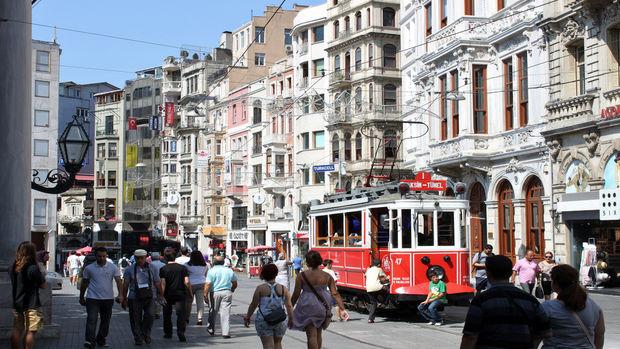 Beyoğlu'na 40 Bin Metrekare Haliç Temalı Yeni Gezinti Alanı Geliyor