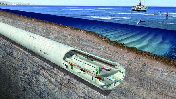 3 Katlı Büyük İstanbul Tüneli'nde Teklifler Verildi