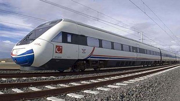 Adana Hızlı Tren Hattı Başlıyor