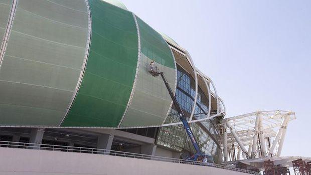 Timsah Arena'nın Kafası 1 Aya Takılıyor