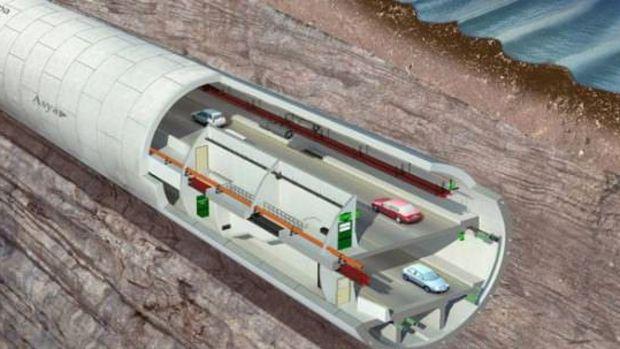 3 Katlı Büyük İstanbul Tüneli İhalesini Kazanan Şirket Belli Oldu