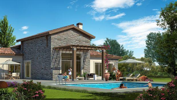 Toskana Orizzonte Sole ve Mare Villaları Satışta
