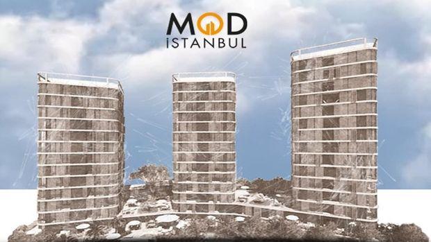 Mod İstanbul Kağıthane'de Yükseliyor