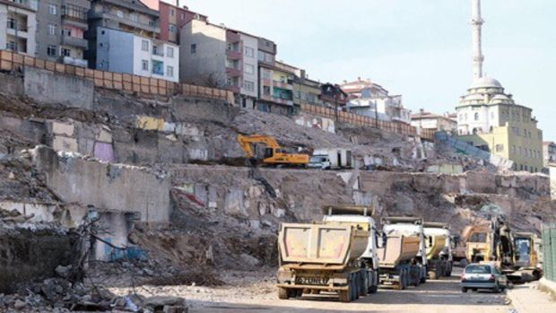 Fikirtepe Kentsel Dönüşüme Bakanlık El Atıyor