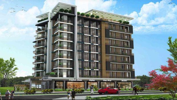 İsis Residence Fiyatları 450 Bin TL'den Başlıyor