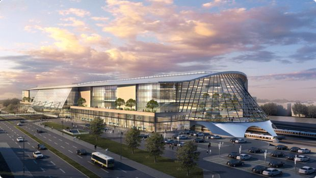 Ankara Hızlı Tren Garı Eylül'de Açılıyor