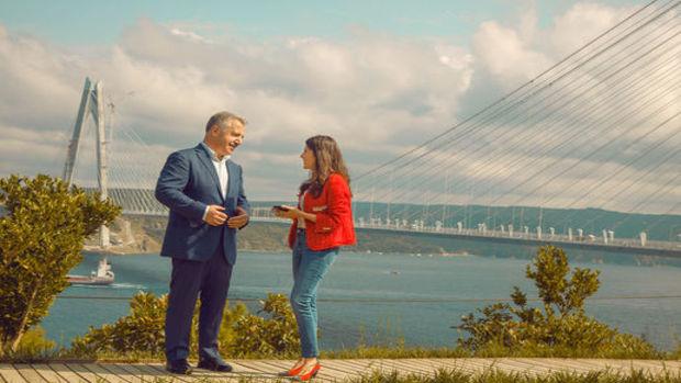 Bakan Arslan: 3. Köprü Manzaralı Villa Olmayacak