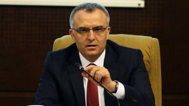 Bakan Ağbal: İstanbul Finans Merkezi Artık Yükseltilmeli
