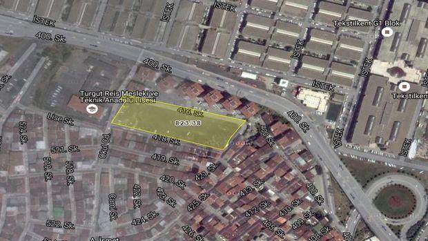 Esenler Belediyesi'nden Satılık 10 Bin Metrekare Arsa