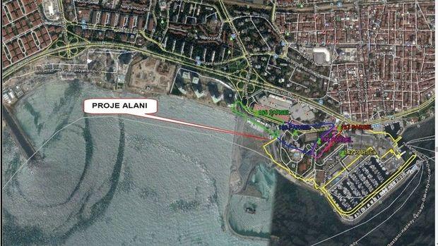 Ataköy Mega Yat Limanı Projesi Davalık Oldu