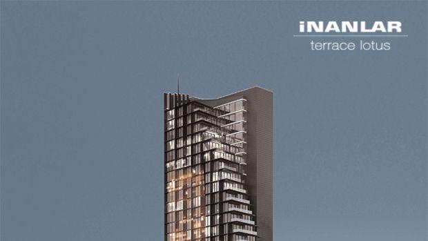 Terrace Lotus Projesinde Yüzde 10 Peşinatla