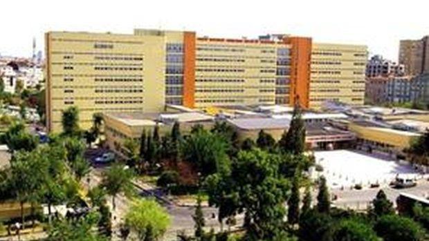 Okmeydanı Hastanesi'nde Kayma