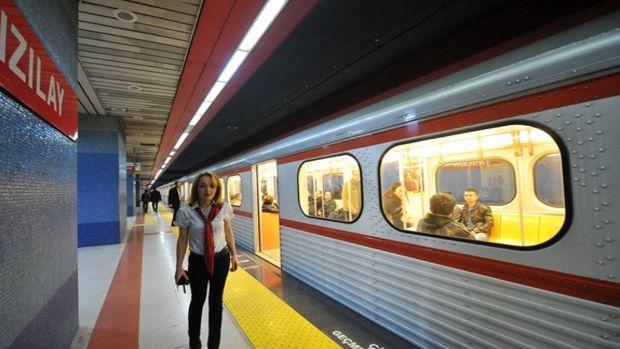 Keçiören Metrosu 12 Yıllık  Bekleyişten Sonra Açılıyor
