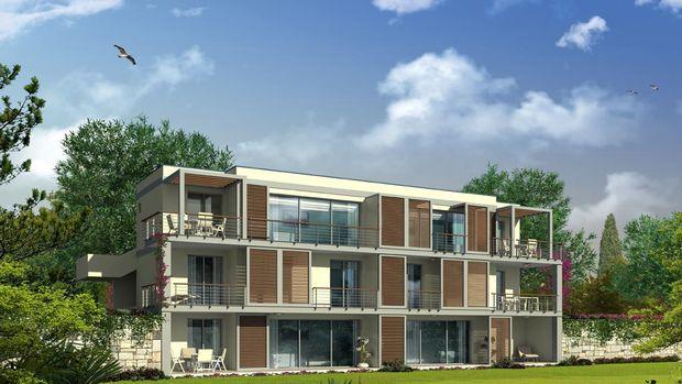 Areon Boğaziçi Evleri Fiyatları 160 Bin TL'den Başlıyor