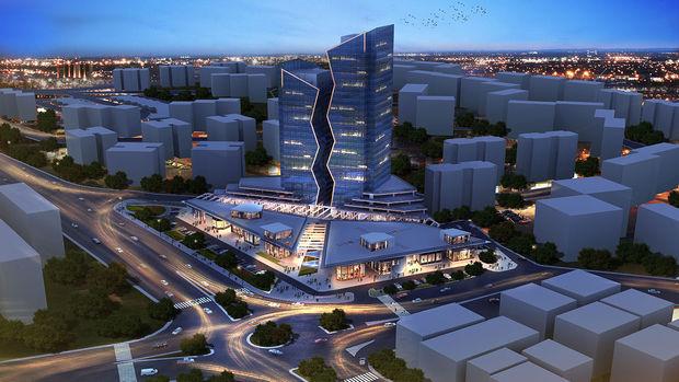 Yıldız Towers Ankara Ekim'de Satışa Çıkmaya Hazırlanıyor