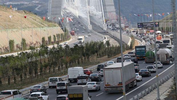 Yavuz Sultan Selim Köprüsü Komşuları Ses Perdesi İstiyor