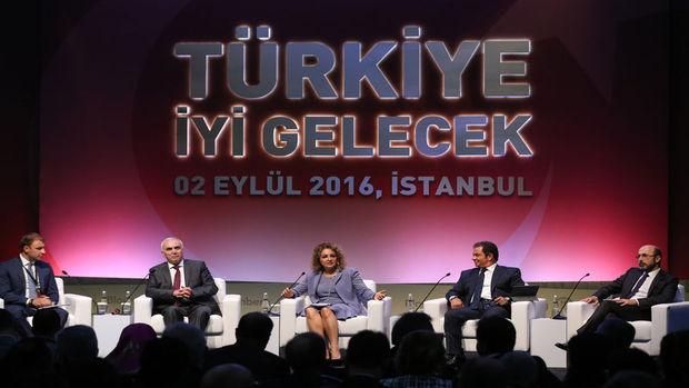 """Bloomberg HT """"Türkiye İyi Gelecek"""" Konferansı Başladı"""